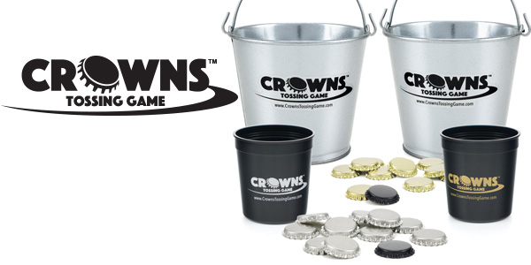 crowns tossing game
